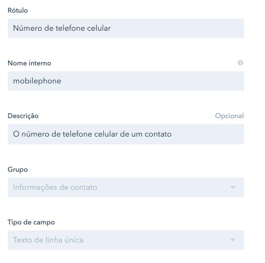 propriedade-campo-hubspot-numero-telefone-celular-whatsapp-sms-mobilephone