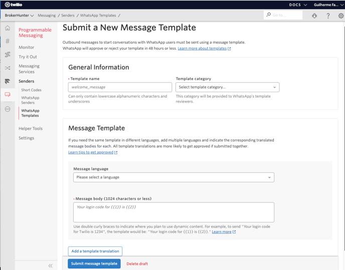 submit-new-template-message-whatsapp-twilio-hubspot